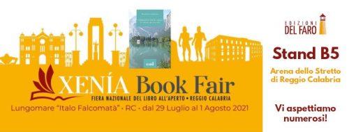 Terrazza vista lago presente alla Fiera del Libro di Reggio Calabria