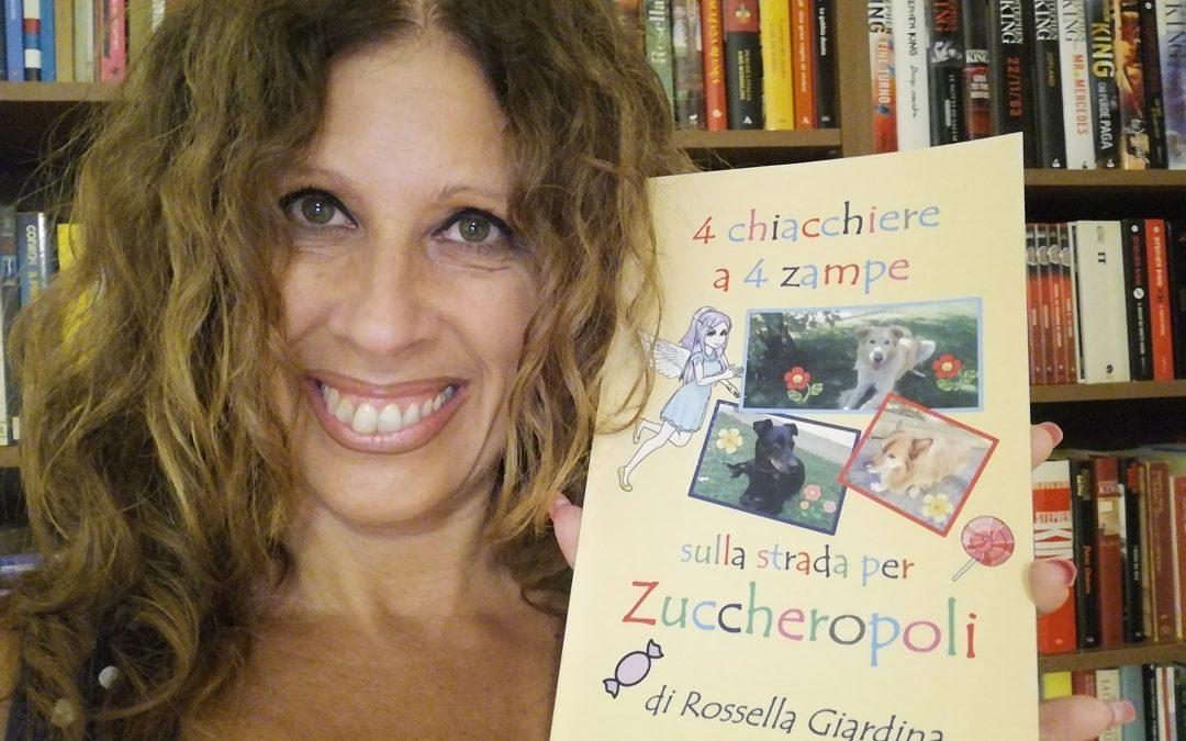 4 chiacchiere a 4 zampe sulla strada per Zuccheropoli di Rossella Giardina